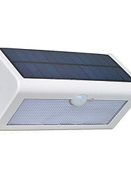Solar Lights Outdoor Bright Garden Lights 38LED Human Body Sensor Wall Lamp Home Garden Villa Lighting Street Lamps