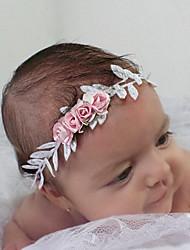 abordables -Accessoires Cheveux Toutes les Saisons Nylon Bandeaux Unisexe-Or Argent