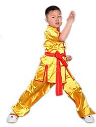 tai chi uniformer kortærmet tøj