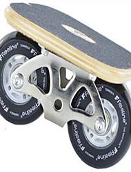 Holz Unisex Drift Platte Solide AndereBeige Grau