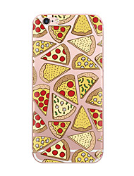 For iPhone X iPhone 8 Case Cover Ultra-thin Pattern Back Cover Case Food Soft TPU for Apple iPhone X iPhone 8 Plus iPhone 8 iPhone 7 Plus