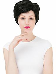 abordables -Pelucas Lolita Amaloli Lolita Peluca de Lolita  35 CM Pelucas de Cosplay Un Color Pelucas Para