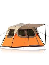 5-8 persone Doppio Tenda da campeggio Una camera per Campeggio Viaggi CM
