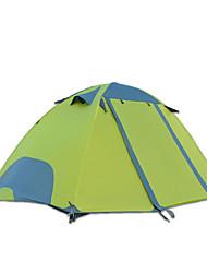 DesertFox® 2 persone Tenda Doppio Tenda da campeggio Una camera Tenda ripiegabile Ompermeabile Anti-pioggia per Campeggio 2000-3000 mm