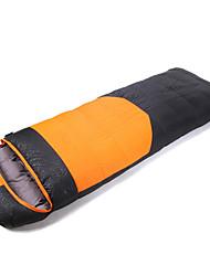 preiswerte -Schlafsack Rechteckiger Schlafsack Einzelbett(150 x 200 cm) -35-25 PolyesterX80 Camping Draußen warm halten