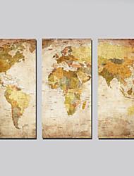 Отпечатки на холсте Пейзаж Modern,3 панели Холст Любая форма Печать Искусство Декор стены For Украшение дома