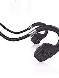 buona blu m1 Auricolare Bluetooth EDR auricolare senza fili impermeabile di forma fisica in esecuzione collare m1 nfc samsung htc lg