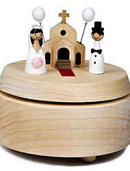 cheap -Jeancard Music Box Classic Kid's Adults Kids Gift Unisex