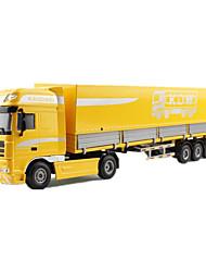 Недорогие -KDW Грузовой автомобиль Игрушечные грузовики и строительная техника Игрушечные машинки Машинки с инерционным механизмом 1:32 Металл