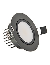 cheap -9W 2G11 LED Downlights Recessed Retrofit 1 COB 820 lm Warm White Cold White K Decorative AC85-265 V