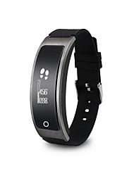 billige -Smart Armbånd for iOS / Android Pulsmåler / Blodtryksmåling / Lang Standby / Timer / Vandafvisende Samtalepåmindelse / Aktivitetstracker / Sleeptracker / Stillesiddende Reminder / Vækkeur / Søvnmåler