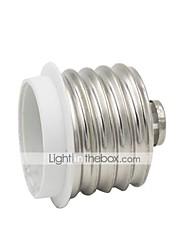 E40 to E27-Light Bulbs Accessories-Convertible Lamp Base-Converter