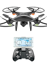abordables -RC Drone VISUO XS808 4 Canaux 6 Axes 2.4G Avec Caméra HD 2.0MP 720P Quadri rotor RC FPV / Lampe LED / Retour Automatique Quadri rotor RC