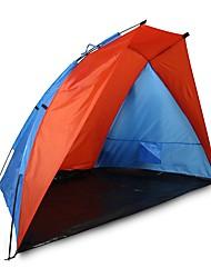 3-4 Pessoas Tenda Único Barraca de acampamento Um Quarto Tenda Automática para Campismo Viajar CM
