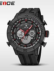 WEIDE Pánské Sportovní hodinky Módní hodinky Náramkové hodinky Digitální hodinky Křemenný DigitálníKalendář Voděodolné Hodinky s dvojitým