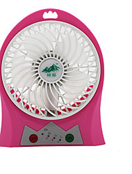 Jidian f-268 fan usb mini chargeur petit ventilateur table de dortoir portative table grand ventilateur muet de vent avec fonction