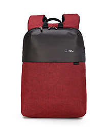 cheap -DTBG D8147W 15.6 Inch Computer Backpack Waterproof Anti-Theft Breathable Business Style Oxford Cloth
