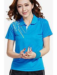 Недорогие -Универсальные Рубашка для туризма и прогулок На открытом воздухе Наборы одежды Футбол Бег