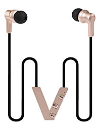 SOYTO BT-59 wireless pink sport bluetooth headset stereo bass in ear running bluetooth earphone for iphone smart phone with mic