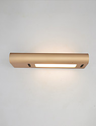 AC 12 DC 12 6 LED integrato Moderno/contemporaneo Pittura caratteristica for LED,Luce ambient Lampade a candela da parete Luce a muro