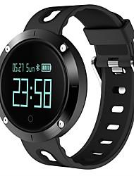 Homme Smart Watch Chinois Numérique Ecran Tactile Calendrier Chronographe Etanche Moniteur de Fréquence Cardiaque Podomètre Tracker de