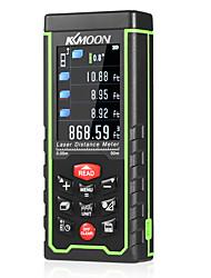 Kkmoon télémètre laser à laser haute précision couleur à main infrarouge télémètre règle laser