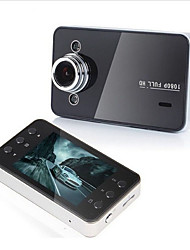 cheap -x3 Full HD 1920 x 1080 120 Degree Car DVR Generalplus 2.7 inch Dash Cam