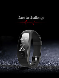 Smart Heart Rate Bracelet Monitor Wristband Health Fitness Tracking For Android iOS