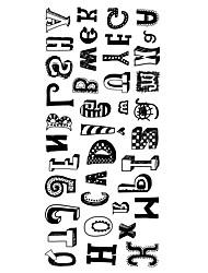 cheap -Tattoo Stickers Totem Series Pattern Lower Back WaterproofWomen Men Teen Flash Tattoo Temporary Tattoos