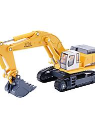 Недорогие -KDW Экскаватор Боец Игрушечные грузовики и строительная техника Игрушечные машинки Машинки с инерционным механизмом Металл Мальчики