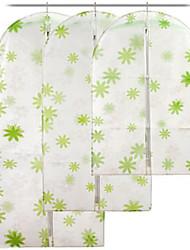abordables -Plastique Anti Rayure Anti-poussière Accueil Organisation, 1set Sacs de Conservation