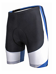 cheap -Breathable New Men 's Cycling Shorts Bike TROUSERS With 3 d Pad LycraDK758