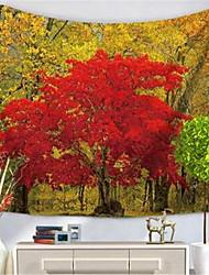 Недорогие -Декор стены Полиэфир/полиамид Классика Предметы искусства,Стена Гобелены из 1
