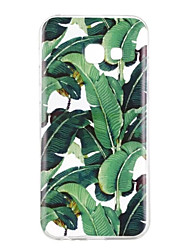 cheap -Case for Samsung Galaxy A5(2017) A3(2017) Pattern Back Cover Tree Soft TPU A5(2016) A3(2016)