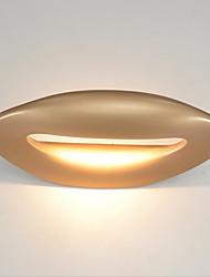 AC 12 DC 12 9 LED integrato Moderno/contemporaneo Pittura caratteristica for LED,Luce ambient Lampade a candela da parete Luce a muro