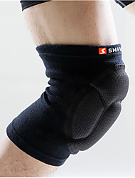 Men Knee Brace Thickening Breathable Eases pain Fits left or right knee Stretchy Protective Camping & Hiking Climbing SkatingSports