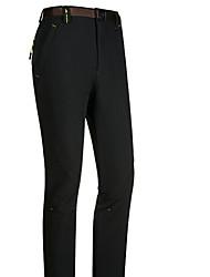 Mujer Pantalones para senderismo Pantalones/Sobrepantalón Prendas de abajo para Camping y senderismo Pesca Esquí Fuera del Camino S M L