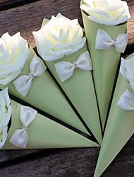 креативный держатель рекламных карточек для бумаг с отделкой для благосклонности - 1 свадебные услуги