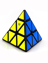 cheap -Rubik's Cube Warrior Pyramid Smooth Speed Cube Magic Cube Puzzle Cube Plastics Triangle Gift