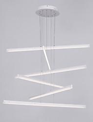 Недорогие -UMEI™ 6-Light Подвесные лампы Потолочный светильник белый Алюминий Лампочки включены, Диммируемая, Диммируемый с дистанционным управлением 110-120Вольт / 220-240Вольт Теплый белый / Белый