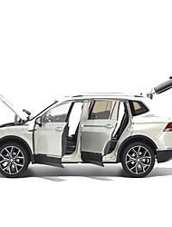 economico -Macchinine giocattolo Giocattoli Modellino macchina Moto Giocattoli Musica e luce Rettangolare Lega di metallo Ferro Pezzi Unisex Regalo