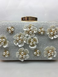 cheap -Bags Metal Evening Bag Appliques for Champagne Gold Black Silver