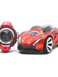 cheap -RC Car 2.4G Car 1:12 Brush Electric 50-100 km/h KM/H Remote Control / RC / Rechargeable / Electric