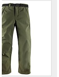 Per uomo Pantaloni da escursione Tenere al caldo Indossabile Pantaloni per Scalate Sport da neve 120 130 110 140 150