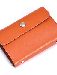 cheap -Women Bags  Cowhide Card & ID Holder for Wedding Birthday Event/Party
