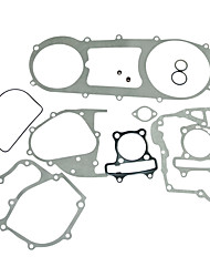 Long Case 12 pieces/Bag GY6 150cc Gasket Set Scooter Moped Go Kart Quad complete