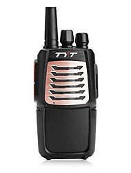abordables -TYT TYT-A8 Talkie-Walkie Portable CTCSS/CDCSS Radio FM 5 - 10 km 5 - 10 km 16 2800.0 7 Talkie walkie Radio bidirectionnelle