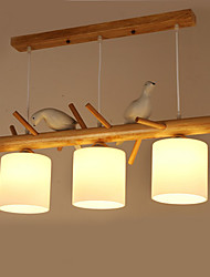 cheap -Traditional/Classic Modern/Contemporary Pendant Light Ambient Light For Living Room Bedroom Dining Room Study Room/Office Kids Room