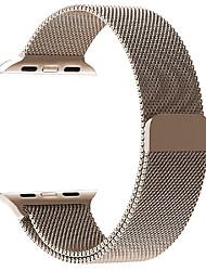 abordables -Bracelet de Montre  pour Apple Watch Series 3 / 2 / 1 Apple Sangle de Poignet Bracelet Milanais