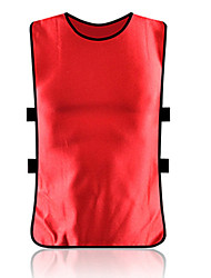 abordables -Unisexe Football Gilet/Sans Manche Respirable Nylon Polyester Football Basket-ball Sports d'équipe